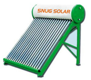 High Quality Compact Non-Pressurized Solar Water Heater pictures & photos