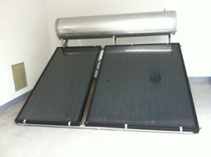Flat Panel Solar Water Heating pictures & photos