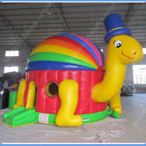 Inflatable Tortoise Bounce for Kids with Jumping Castle pictures & photos