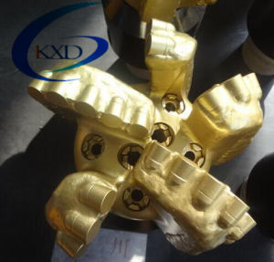 API PDC Rock Bit Water Well PDC Drilling Bit pictures & photos