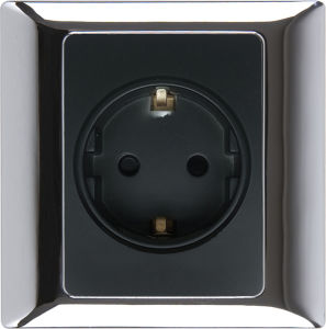 German Socket pictures & photos