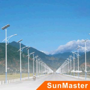100W Solar Power Street Light pictures & photos