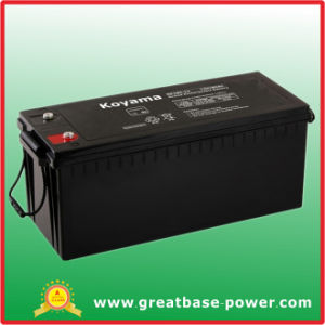 Super Quality Sealed Maintenance Free Battery/ VRLA Battery/ UPS Battery Np180-12 180ah 12V pictures & photos