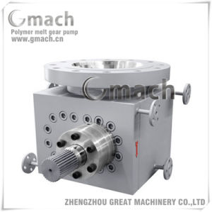 Polymer Melt Pump for Plastic Extrusion Line pictures & photos
