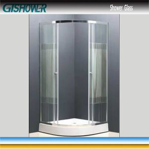 Toughened Shower Glass (Paint No 2) pictures & photos