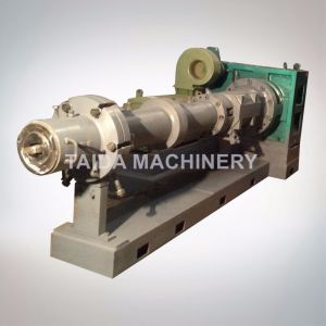 Xjw-150 Cold Feed Rubber Hose Extruder Extrusion Machine with Temperature Control System pictures & photos