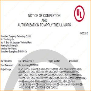 UL Dlc 175W HPS Replacement IP64 E40 60W LED Corn Light pictures & photos