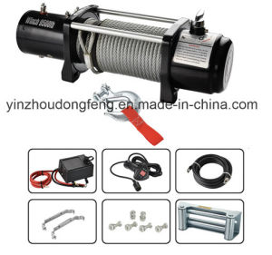 Electric Winch S9500 with CE pictures & photos
