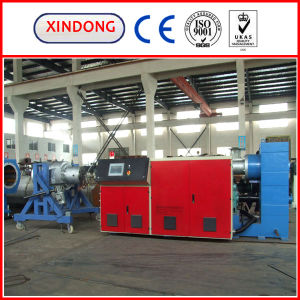 Single Screw Extruder for Plastic Pipe pictures & photos