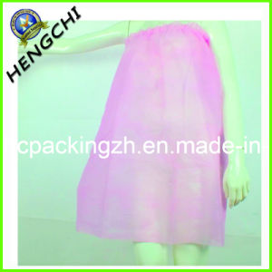 Disposable Non Woven Apron for Beauty Salon pictures & photos
