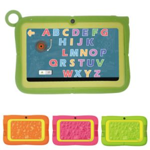 Latest Kids Tablet 7inch Quad Core 512MB+8GB Preinstalled Kids APP pictures & photos