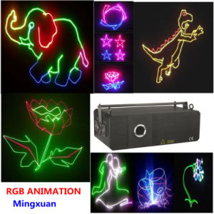 Stage RGB 4 Lens Laser Projector with Animation (YS-918) pictures & photos