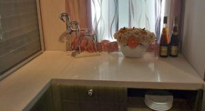 Modern Melamine Kitchen Island Furniture (zg-035) pictures & photos