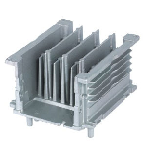 Widely Used Aluminum Alloy Die Casting Heat Sink pictures & photos