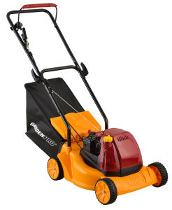 Hot Sale! ! 2-Stroke Lawnmower in Gasoline Working (KCL16T) pictures & photos