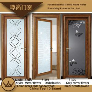 Fengcai Aluminum Casement Doors for Bathroom pictures & photos