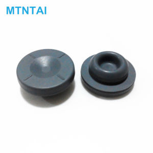 20W1 Butyl Rubber Stopper in Grey Color pictures & photos