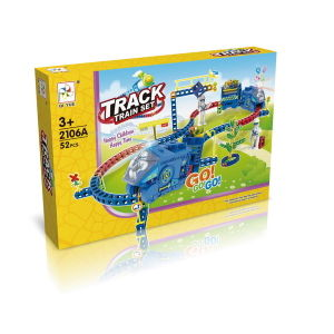 Intellectual Electronic Track Toy Set