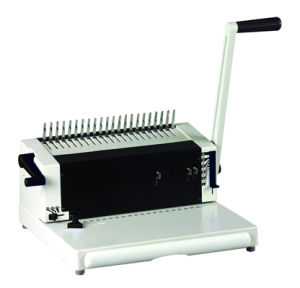 Heavy-Duty Comb Binding Machine (YD-CM620H) pictures & photos