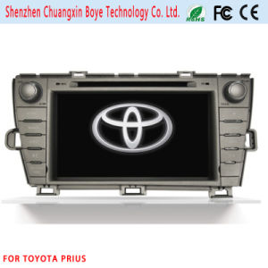 GPS Navigator DVD Car MP3 Player for Toyota Prius
