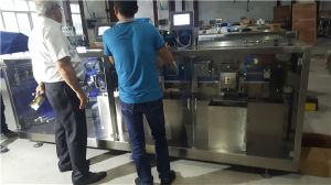 Oral Liquid Plastic Bottle Forming Filling and Sealing Equipment pictures & photos