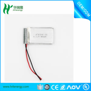 Model Airplane Helicopter High Rate Discharge Li-ion Battery 903048 15c Rechargeable Battery pictures & photos