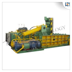 Hydraulic Scrap Metal Baler Machine pictures & photos