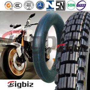 Natural and Butyl Rubber Motorcycle Inner Tube (2.75-17) pictures & photos