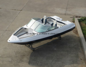 China Aqualand 17feet 5.2m Fiberglass Motor Boat/Sports Power Boat (170) pictures & photos