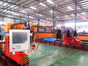CNC Flame&Plasma Cutting Machine (CNCSG/ CNCTMG/ CNCXG) pictures & photos