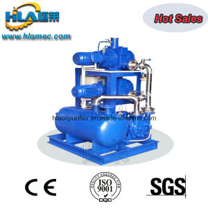 Safety and Reliable Double Stages Vacuum Pump Dryer Treatment pictures & photos