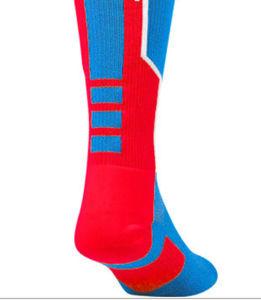 Mens Cotton Terry Sport Man Custom Elite Basketball Socks pictures & photos