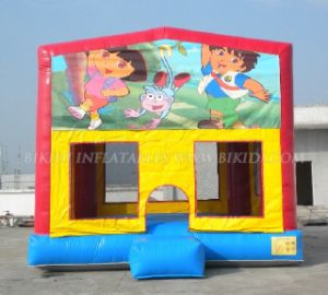 Module/Panel Castle, Hook & Loop Bouncer with Art Banners 15′ X 15′ (B2033) pictures & photos