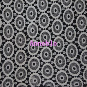 Circle Lace Faric for Dress