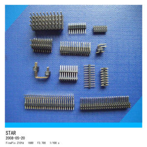 China Factory Female Header Pin Header pictures & photos
