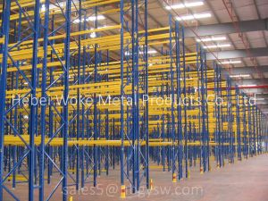 Steel Q235 B Hot Sale Heavy Duty Pallet Rack pictures & photos