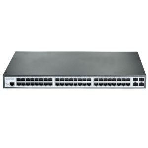 10/100/1000Mbps Network Switch 24/48 Port Full Managed with 10g Uplink (S5300 series) pictures & photos