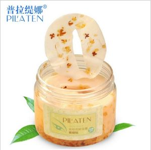 Pilaten Golden Sweet-Scented Osmanthus Fresh Petals Eye Mask pictures & photos