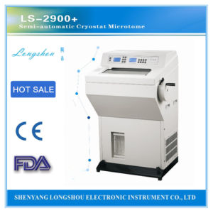 Longshou High Quality Hospital Equipment Freezing Microtome Ls-2900+ pictures & photos