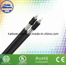 Dual Bt3002 CCTV CATV Coaxial Cable pictures & photos
