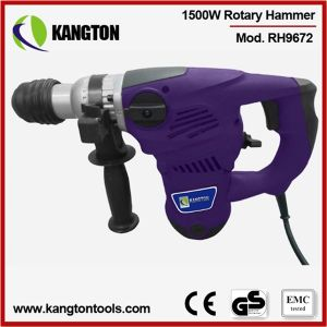 1500W High Quality Power Tools Rotary Hammer pictures & photos