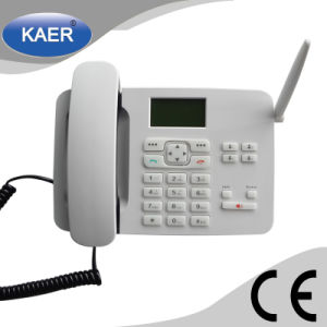 GSM Desktop Phone (KT1000-170C) pictures & photos
