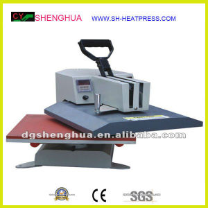 High Quality Korean Style Swing Away Heat Press Machine for Sale Cy-Y2 pictures & photos