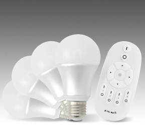 LED Twin Color Dimmable 2.4G-WiFi Bulb (KSF213D0D)