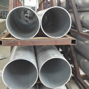 Thin Wall Aluminum Tube 6063 T5 pictures & photos