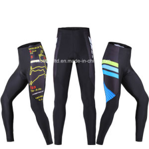 Men′s Compression Tights, Running Sports Tights, Gym & Fitness Tights pictures & photos