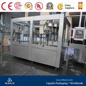 High Quality Automatic Soybean Milk Bottling Machine pictures & photos