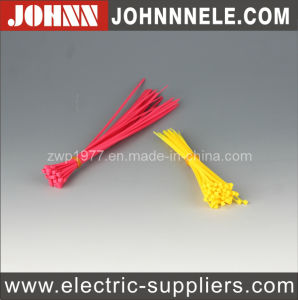Nylon Bandage Cable Ties (5*530) pictures & photos