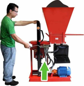 1-25 Ecological Clay Soil Interlocking Block Making Machine for Sale pictures & photos