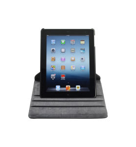 Rotary Leather Case for iPad Mini pictures & photos